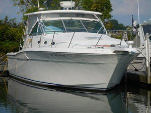 Used Wellcraft 3300coastal Sports Cruiser Boat For Sale