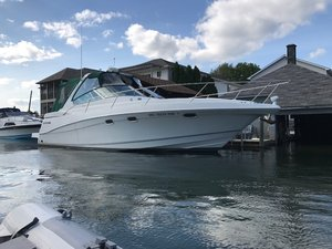 Used Four Winns 378 Vista Sports Cruiser Boat For Sale