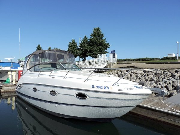 Used Maxum 3100 SCR Motor Yacht For Sale