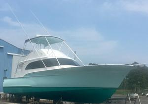 Used Buddy Davis Custom Convertible Sports Fishing Boat For Sale