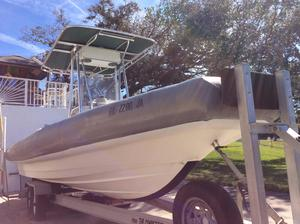 Used Boston Whaler Impact Center Console Fishing Boat For Sale