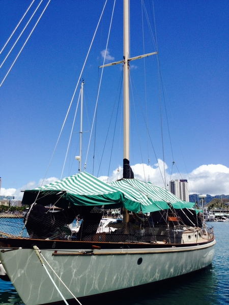Used Custom Lidgard 70 Ketch Sailboat For Sale