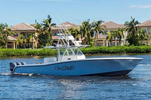 Used Invincible 42 Sports Fishing Boat For Sale