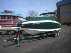 Used Cobalt Boats 222 BR Bowrider Boat For Sale