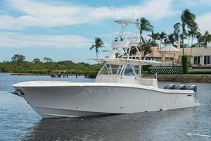 Used Invincible 42 Center Console Fishing Boat For Sale