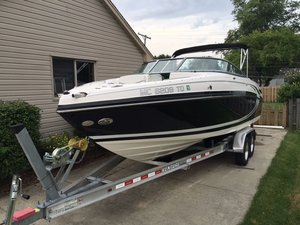 Used Rinker 246 Captiva Cuddy Cabin Boat For Sale