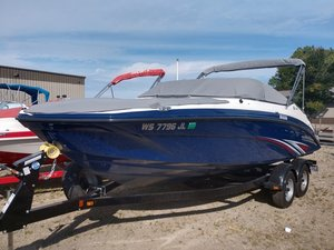 Used Yamaha Boats Sx210 Motor Yacht For Sale