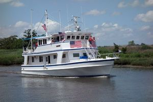 Used Gillikin Pilothouse Boat For Sale