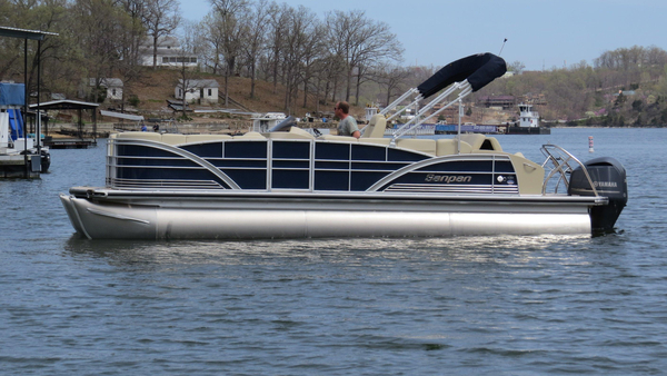New Sanpan 2500 Elite Pontoon Boat For Sale