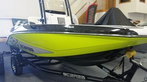 New Scarab Jet Boat 195 High Performance Boat For Sale