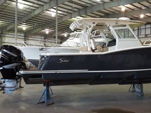 New Scout 350lxf Center Console Fishing Boat For Sale