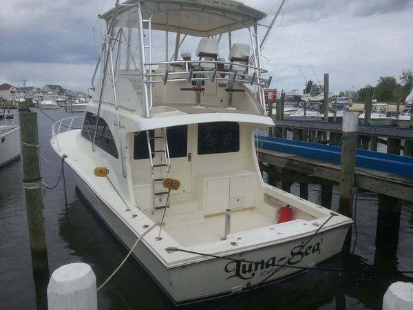 Used Albemarle Flybridge Boat For Sale