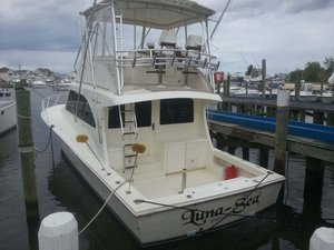 Used Albemarle Flybridge Boat For Sale