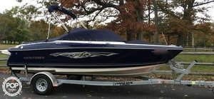 Used Monterey 184 FS Bowrider Boat For Sale
