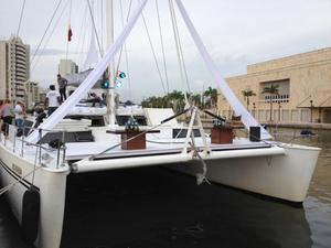 Used Wolher Lucien Eve 5 Catamaran Sailboat For Sale