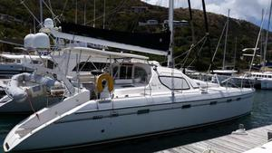 Used Alliaura Marine Privilege 495 Catamaran Sailboat For Sale