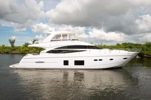 Used Princess Flybridge 72 Motor Yacht Motor Yacht For Sale