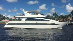 Used Azimut Custom Modfied Pininfarina Motor Yacht For Sale