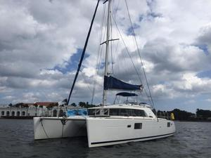 Used Lagoon 440 Catamaran Sailboat For Sale