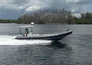 Used Hbi Boats 30-MIL Tender Boat For Sale