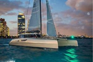 Used Gunboat 55 Catamaran Sailboat For Sale
