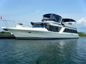 Used Bluewater Yachts 60 Motoryacht Motor Yacht For Sale