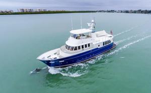 Used Sea Spirit 60 Passagemaker Motor Yacht For Sale