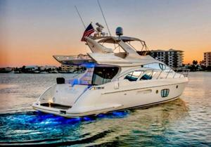 Used Azimut 55 E Motor Yacht For Sale