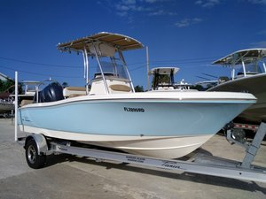 Used Pioneer 197 Sportfish Sports Fishing Boat For Sale
