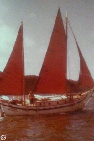 Used Tahiti Dreadnought 32 Ketch Sailboat For Sale