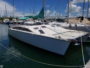 Used Pdq Yachts Classic Catamaran Sailboat For Sale