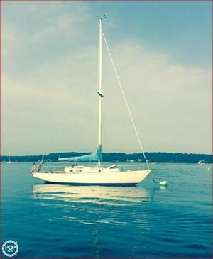 Used Hughes 38 Sloop Sailboat For Sale