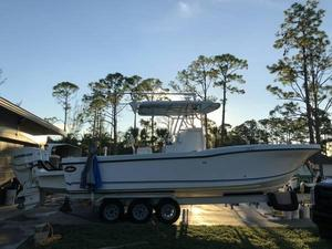 Used Dusky 28 Center Console Fishing Boat For Sale
