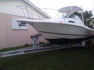 Used Wellcraft WALK AROUND Walkaround Fishing Boat For Sale