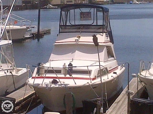 Used Chris-Craft 36 Commander Sports Fishing Boat For Sale
