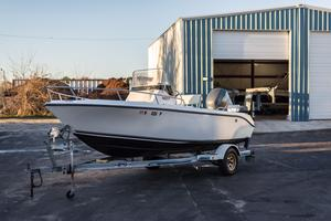 Used Century 1801 Center Console Saltwater Fishing Boat For Sale