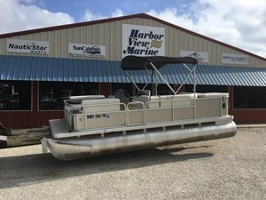Used Sweetwater 206C Pontoon Boat For Sale