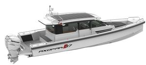 New Axopar 37 SC Pilothouse Boat For Sale