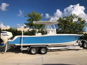 Used Ocean Runner 2900 CC Center Console Fishing Boat For Sale