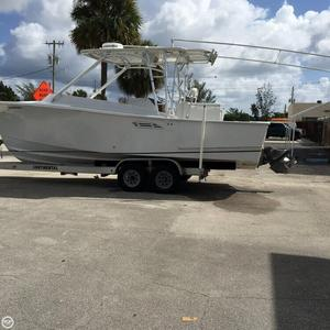 Used Tides 27 Center Console Fishing Boat For Sale