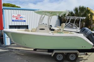 New Cobia Boats 220CCBoats 220CC Center Console Fishing Boat For Sale