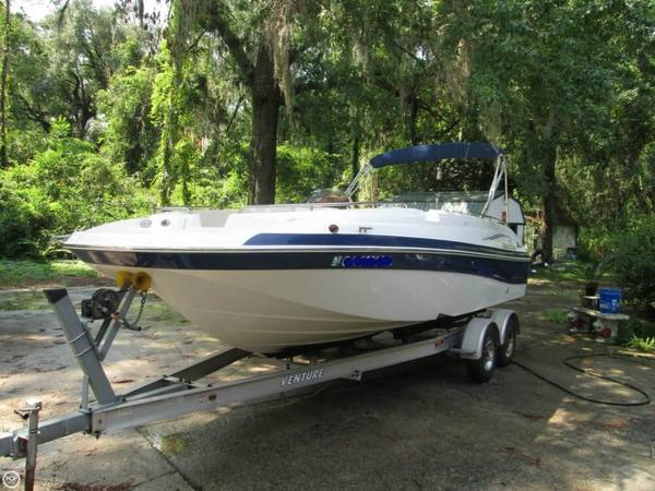 Used Nautic Star 210 DC Bowrider Boat For Sale