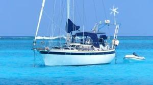 Used Corbin Center Cockpit Sailboat For Sale