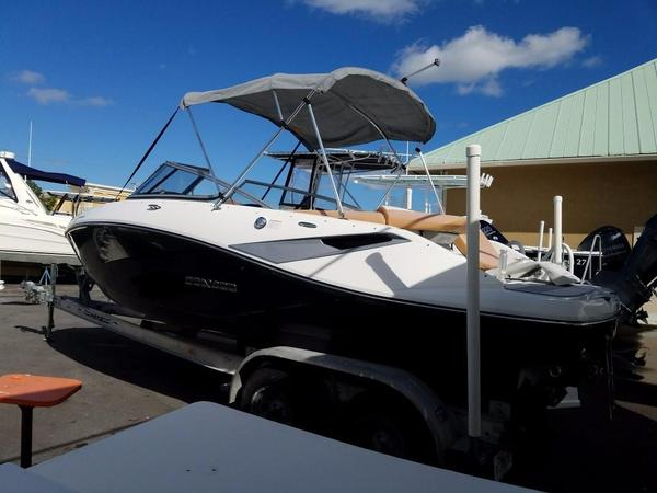 Used Sea-Doo Sport Boats Power Freshwater Fishing Boat For Sale
