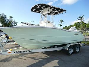New Bulls Bay 200 CC #424J Center Console Fishing Boat For Sale