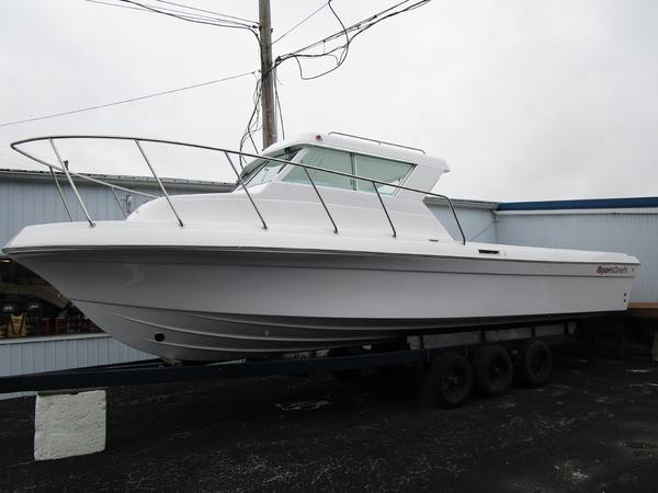 New Sportcraft 302 Express Freshwater Fishing Boat For Sale
