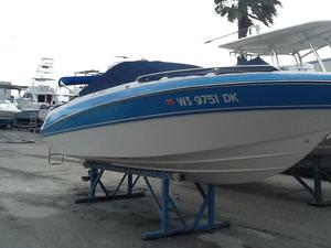 Used Four Winns 220 Horizon220 Horizon Runabout Boat For Sale