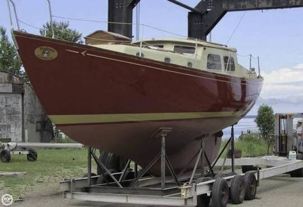 Used Seafarer 36C Sloop Sailboat For Sale