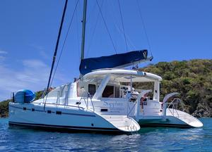 Used Leopard 43 Catamaran Sailboat For Sale