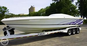 Used Baja Outlaw 32 High Performance Boat For Sale